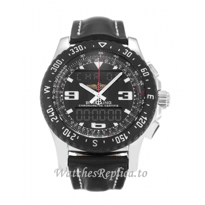 Breitling Airwolf Black Dial A78364-43.5 MM