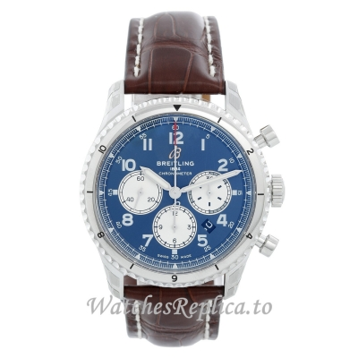 Breitling Aviator 8 Replica Watches 43MM AB0119131C1P2
