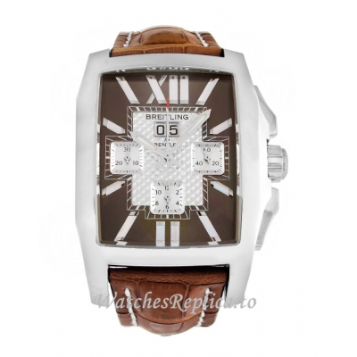Breitling Bentley Flying B Chronograph Brown Dial A44365-40 MM