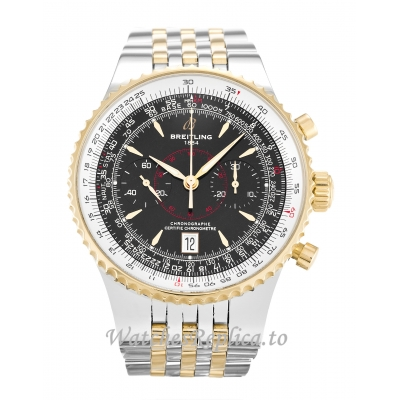 Breitling Legende Black Dial C23340 47 MM