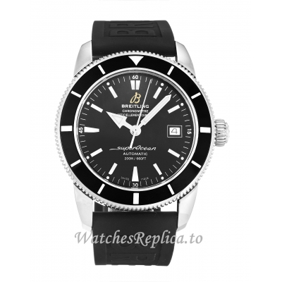 Breitling SuperOcean Heritage Black Dial A17321 44 MM