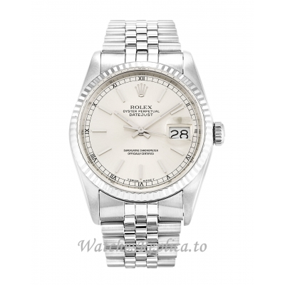 Rolex Datejust Ivory Dial 16234 36MM
