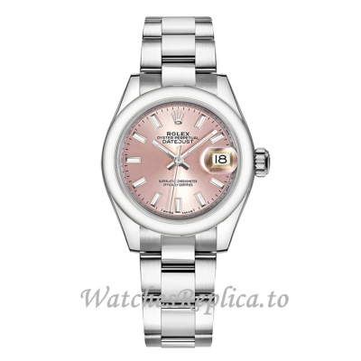 Rolex Datejust Fake 279160-0002 Lady Pink Dial 28mm