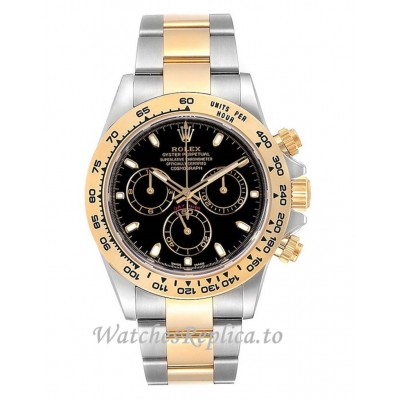Replica Rolex Daytona Yellow Gold 116503 40MM