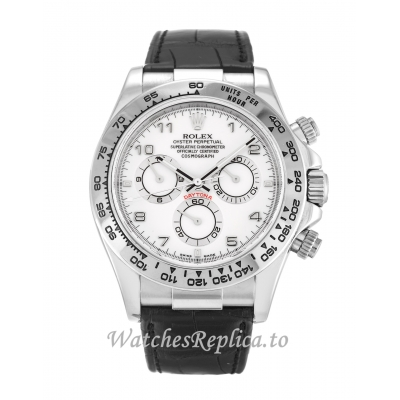 Rolex Daytona White Dial 116519 40MM