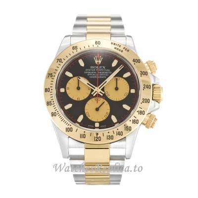 Rolex Daytona Black Dial 116523 40MM