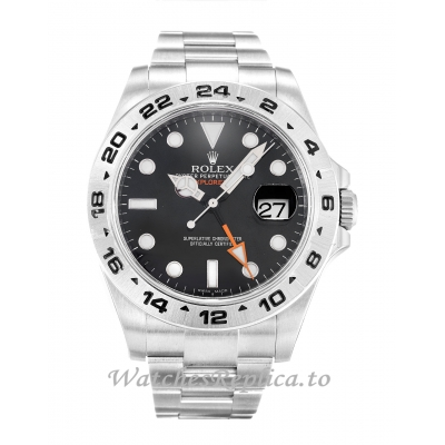 Rolex Explorer II Black Dial 216570-42 MM