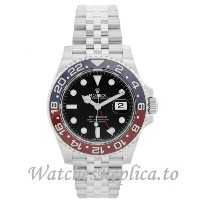 Rolex Gmt Master Replica 126710 BLRO 40MM Mens Watch