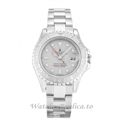Rolex Yacht Master Silver Dial 169622 29MM