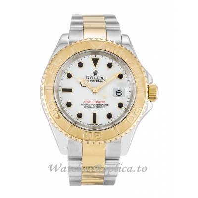 Rolex Yacht Master White Dial 16623 40MM