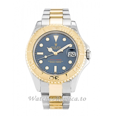 Rolex Yacht Master Blue Dial 168623 35MM