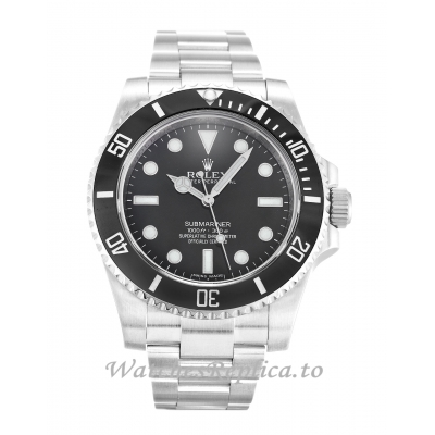 Rolex Submariner Black Dial 114060-40 MM