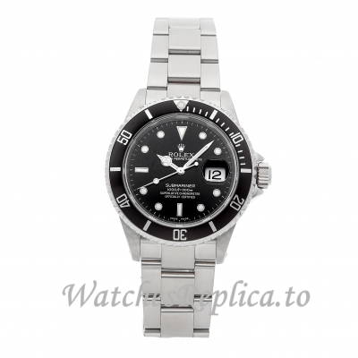 Rolex Submariner Replica 16610 40MM Men's Watch