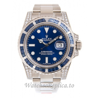 Rolex Submariner Replica 116659PAVEO 40MM