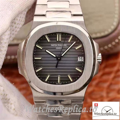Swiss Patek Philippe Nautilus Replica 5711 005 Stick Markers 40MM