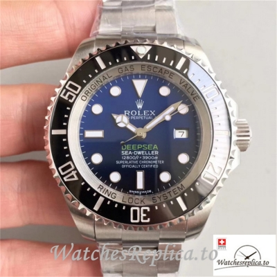Swiss Rolex Sea Dweller Replica 126660 Ceramic Bezel 44MM