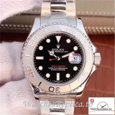 Swiss Rolex Yacht Master Replica 116622 003 Silver Strap 40MM