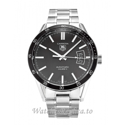 Tag Heuer Carrera Black Dial WV211M.BA0787 39MM