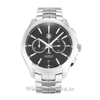 Tag Heuer Link Black Dial CAT2110.BA0959 40 MM