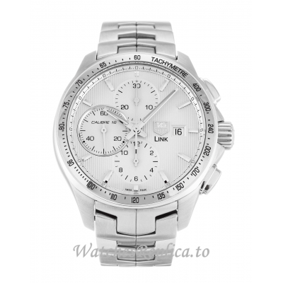 Tag Heuer Link Silver Dial CAT2011.BA0952 43 MM