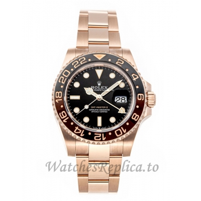 Rolex Replica GMT-Master II 40mm 126715CHNR