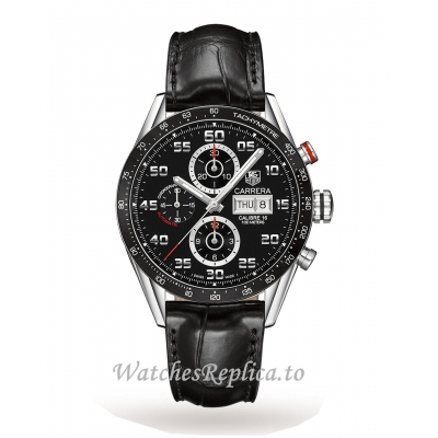 TAG Heuer Replica Carrera Calibre 16 43mm Mens Watch CV2A1R.FC6235