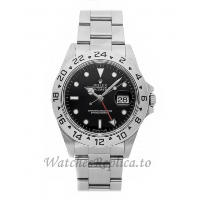 Rolex Replica Explorer II  Steel Case 16570