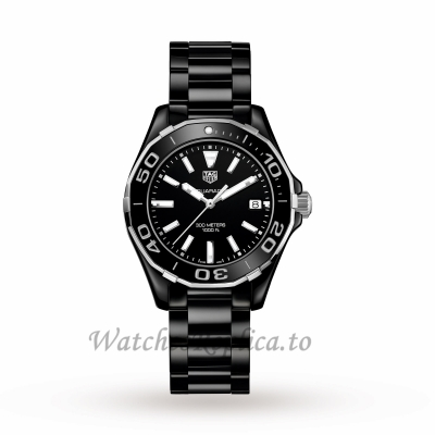 TAG Heuer Replica Aquaracer 35mm Ladies Watch WAY1390.BH0716