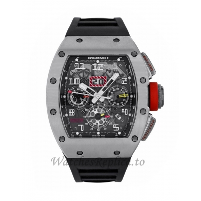 Richard Mille Replica Felipe Massa Titanium Chronograph Titanium 50MM M01107008