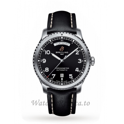 Breitling Replica Aviator 8 Mens Watch A45330101B1X1