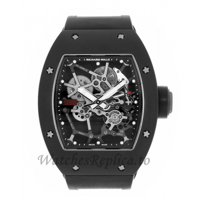 Richard Mille Replica RM035 Baby Nadal Aluminum Ultra-Light 48MM Watch RM035 36612