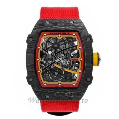 Richard Mille Replica Alexander Zverev Edition Watch RM67-02 56124