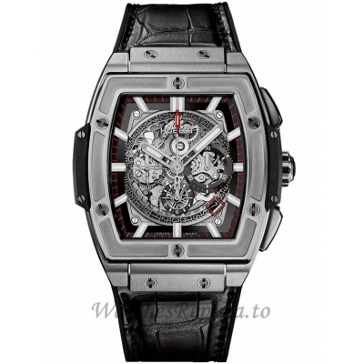 Hublot Replica Spirit of Big Bang Titanium 45MM Watch 601.NX.0173.LR